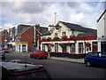 SU8757 : Railway Arms Public House Frimley High Street, Frimley by PAUL FARMER
