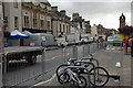 NT2540 : Preparations for 2011 Tour of Britain, Peebles by Jim Barton