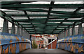 J3272 : Windsor Park footbridge, Belfast : Week 37