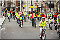 TQ3080 : London Sky Ride 2011 by Richard Croft