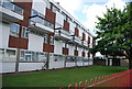 TQ5183 : Low rise flats, Cherry Tree Lane by Nigel Chadwick