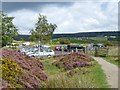 SK2580 : Surprise View car park by Robin Drayton