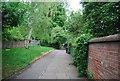 TQ1774 : Thames Path, Twickenham by N Chadwick