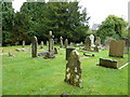 SP9019 : Early September in Mentmore Churchyard (5) by Basher Eyre