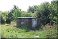 TQ5384 : Pillbox, Hornchurch Country Park by Nigel Chadwick