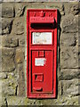 NZ1167 : Victorian postbox, Rudchester by Mike Quinn