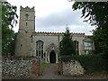 TL6147 : All Saints, Horseheath by Keith Evans