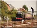 TF0645 : Tornado passes through Sleaford by Ian Paterson
