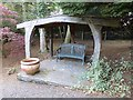 SJ1908 : &quot;Anderson Shelter&quot;, Dingle Gardens by Oliver Dixon
