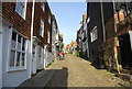 TQ9120 : Mermaid St, Rye by Nigel Chadwick