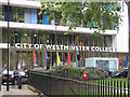 TQ2681 : City of Westminster College by David Hawgood