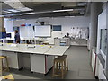 TQ2681 : City of Westminster College - science lab by David Hawgood