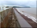 ST0243 : Sea front at Blue Anchor by Oliver Dixon