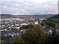 SH7777 : View over Conwy from Tower 13 by Phil Champion