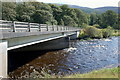 NT1635 : Crownhead Bridge over the Tweed at Dawyck by Jim Barton