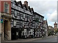 SO7137 : The Feathers Hotel, Ledbury by Robin Drayton