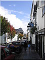 SX4854 : Looe Street, Plymouth by Virginia Knight