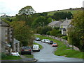 SK2066 : Monyash Road, Over Haddon by Andrew Hill
