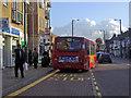 TQ1884 : 224 bus, Ealing Road Wembley by David Howard