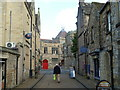 SK2168 : Water Lane, Bakewell by Andrew Hill