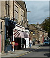 SK2168 : Bridge Street, Bakewell by Andrew Hill