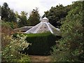 TQ4453 : Dovecot -  Squerryes Court by Paul Gillett