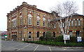 TQ3178 : Former Lambeth Hospital, Brook Drive by Stephen Richards
