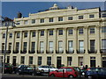 TQ2904 : Hove: part of Brunswick Terrace by Chris Downer