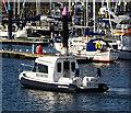 J5081 : 'Benbane' at Bangor : Week 39