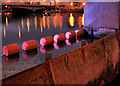 J3474 : The Lagan weir, Belfast (19) by Albert Bridge