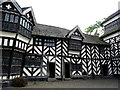 SJ8358 : Little Moreton Hall, Cheshire by nick macneill