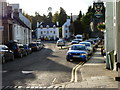 NO0242 : High Street, Dunkeld by Graham Hewitt