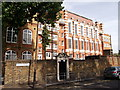 TQ3476 : John Donne Primary School, Peckham by David Anstiss