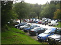 SX1066 : The car park at Cardinham Woods by Rod Allday