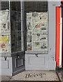 TQ3104 : 3 Gardner Street Mosaic by Simon Carey