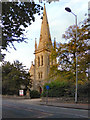 SJ8490 : Didsbury Methodist Church of St Paul by David Dixon