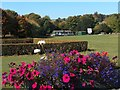 SK2691 : View towards the cricket pavilion in Low Bradfield by Neil Theasby