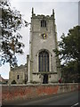 SE5935 : All  Saints  Church  Wistow by Martin Dawes