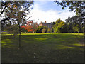 SJ7387 : Dunham Massey Hall and Garden by David Dixon