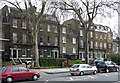 TQ3076 : 163-169 Clapham Road by Stephen Richards