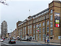 TQ3076 : Former printing works, Clapham Road by Stephen Richards
