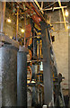 TL8308 : Beeleigh Mill, beam engine by Chris Allen
