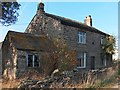 SK2689 : Empty farmhouse at Corker Walls by Neil Theasby