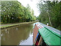 SJ9587 : Macclesfield Canal near Goyt Mill by Anthony Parkes