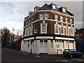 TQ3777 : Former Kings Arms, Deptford by David Anstiss