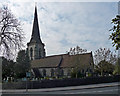 TQ3264 : St Peter, St Peter's Road by Stephen Richards