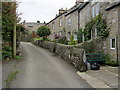 SK2460 : Woodhouse Lane, Winster by Chris Heaton