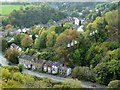 SK2958 : Matlock Dale from High Tor by Graham Hogg