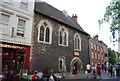 TR1457 : Eastbridge Hospital (Hospital of St Thomas the Martyr ) by N Chadwick