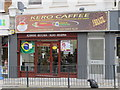 TQ2383 : Kero Caffee, Chamberlayne Road, NW10 by Mike Quinn
